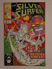 Silver Surfer Marz Lim Christopher V. 3 #57 Marvel Comics Late October 1991 NM