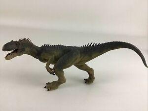 Papo Allosaurus Dinosaur Action Figure Movable Jaw Prehistoric Realistic 2008