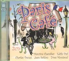 Various Jazz(CD Album)Paris Cafe-New