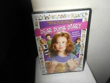 DEAR DUMB DIARY(2013) Widescreen New Factory Sealed DVD Free Shipping