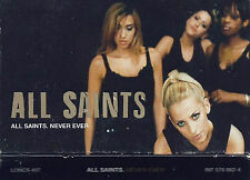 All Saints Never Ever CASSETTE SINGLE Hip Hop, Pop RnB/Swing, Ballad LONCS 407