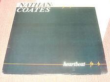 Nathan-Coates – Heartbeat    EX+  LP