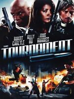 The Tournament DVD NUOVO Sigillato Robert Carlyle