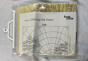 Vintage Long Stitch Kit by Family Circle Echoing The Dawn
