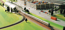 Herpa 1/500 Airport Accessories: ICE Inter City Express Curved Tracks # 520225
