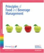 Principles of Food and Beverage Management with Answer Sheet and Exam Prep -- Ac