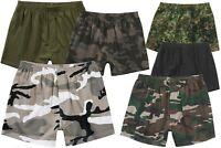 Brandit Herren Boxershorts Tarn Unterwäscher Army Underwear S M L XL 2XL 3XL 7XL