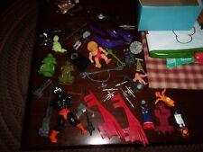 Rare Vintage 80's Toy Lot TMNT He-Man GI-Joe Transformers Ghostbusters etc.