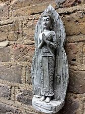 Exclusive Beautifully Detailed Buddhas Free Standing Or Wall Plaque. From Sius