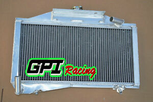 aluminum alloy radiator For Morris Minor 1000 1955-1971 1970 1968