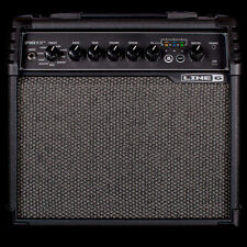 Line 6 Spider V 20 MKII 20w 1x8 Guitar Combo Amp Black