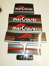 Mercury Decal 805338A93