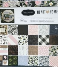 Jen Hadfield 12 x 12  Paper Pads~5 Varieties~ADORABLE! Quick Ship!