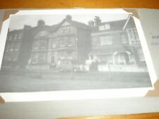 """Old photo house """"Uplands"""" Southwold Suffolk 1955"""