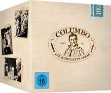 35 DVDs * COLUMBO GESAMT BOX - STAFFEL 1-10 - DIE KOMPLETTE SERIE # NEU OVP +