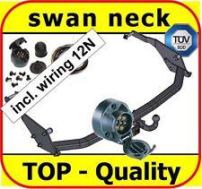 Towbar & Electric 7pin 12N Renault Grand Espace IV 2002 - 2012 / swan neck