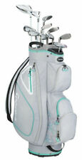 TaylorMade Kalea Ladies Complete Club Set Right-Handed Graphite Golf Club - Gray/Green