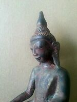 ANTIQUE PROVINCIAL LAO BUDDHA