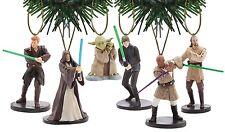 Disney's Star Wars Jedi Ornament Set of 6
