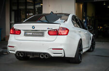 M-P Style Rear Trunk Spoiler For 2012-2019 BMW F30 3-Series/F80 M3 CARBON FIBRE