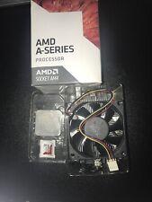 A10-9700 AMD A Series processor with Fan