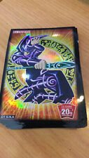 Yugioh 20th Anniversary Promotional Dark Magician Card Sleeves 40 pcs NEW