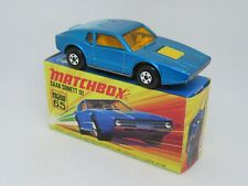 Matchbox Superfast 65b SAAB Sonnet - Mint/Boxed
