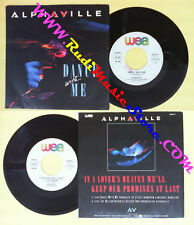 LP 45 7'' ALPHAVILLE Dance with me The nelson highrise sector two no cd mc dvd *