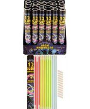 Bulk Wholesale Job Lot 48 Packs of 12 Glow Sticks Toys