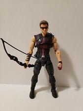 Marvel Legends Hawkeye Avengers Movie Series Walmart Exclusive Loose Used Hasbro
