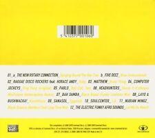 DJ Morpheus - In My Bag  DIGIPAK / SSR RECORDS CD 2000
