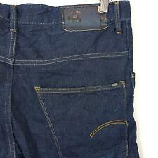 G STAR RAW Mens Size 34 ARC 3D Denim Shorts