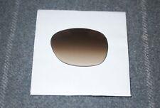 Ray-Bans Wayfarer Dark Brown Right Glass Replacement Lense - Small