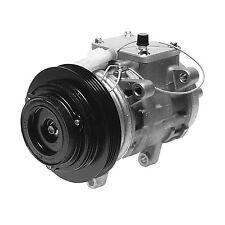 DENSO 471-1635 New Compressor And Clutch