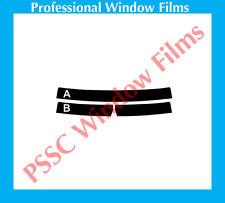 Seat Leon 5 Door 2013-Current MK3 Pre Cut Window Tint/Window Film/Limo/Sun Strip