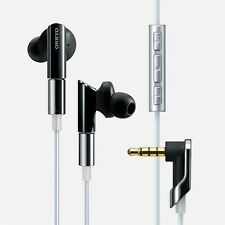 ONKYO IE-CTI300 (S) In Ear Headphones Black with Silver Remote Cable