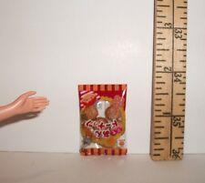 FASHION DOLL MINIATURE RE-MENT 1/6 RETIRED PACKAGE OF DONUTS FOOD ACCESSORY