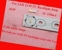100pcs 3030 SMD Lamp Beads 3V 350mA Specially for LED Backlight Strip Repair