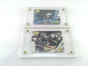 Fleer Ultra 1997 Inside Out Lot of 2 Bobby Labonte Rusty Wallace DC12 DC9