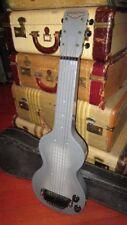 Vintage Circa 1938 Rickenbacker Electro Lap Steel Guitar w/ Original Case
