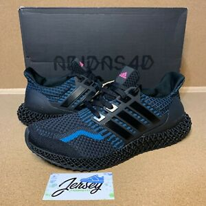 Adidas Ultra 4D Miami Nights Size 10 & 10.5 Teal / Pink G58162