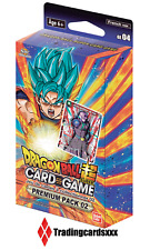 ♦Dragon Ball Super Card Game♦ Premium Pack 02 Anniversary de 44 cartes - VF/GE04