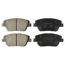 Nakamoto Front Disc Ceramic Brake Pads /& Rotors Kit Set for 11-12 Optima Sonata