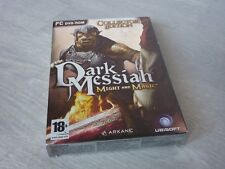 PC DVD-ROM Game - Dark Messiah - Might and Magic Ubisoft
