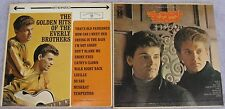 The Everly Brothers (Lot of 2 LPs): The Golden Hits Of / The Everly Brothers