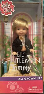 Mattel Kelly Club LIL' GENTLEMAN TOMMY 2002 All Grown Up Barbie Doll 16058 56623