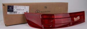 Mercedes Right Rear Bumper Reflector GL320 GL450 GL550 GENUINE 1648201274