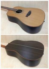 Martin Klema K300DC Solid Cedar Top Acoustic Guitar,Natural Matt +Free Gig Bag