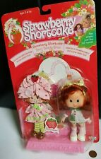 Strawberry Shortcake Berry Beauty Shop New in Package 1991 Thq Brand