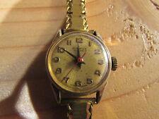 Ancienne montre femme PIERCE 15 JEWELS   SWISS